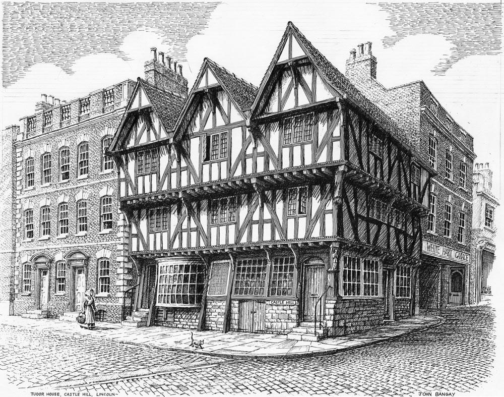 Tudor-House-Castle-Hill