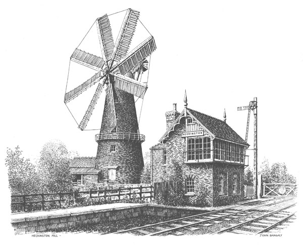 Heckington Mill, Lincolnshire Image