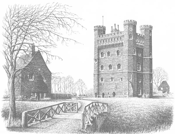 Tattershall Castle, Lincolnshire Image