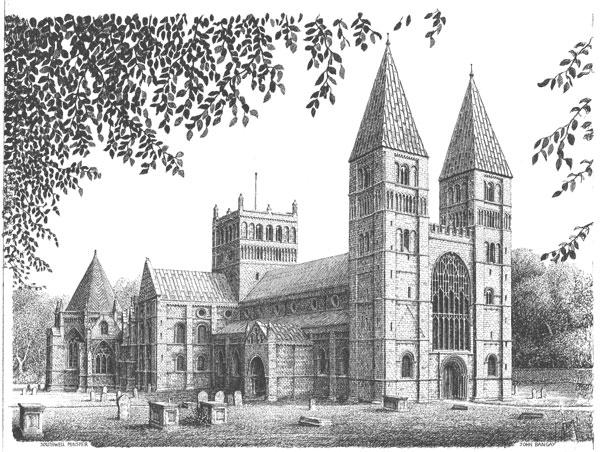 Southwell Minster, Nottinghamshire Image