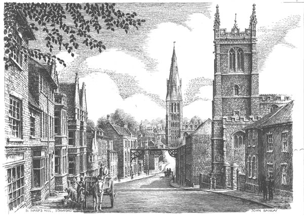 Stamford Town, St Mary