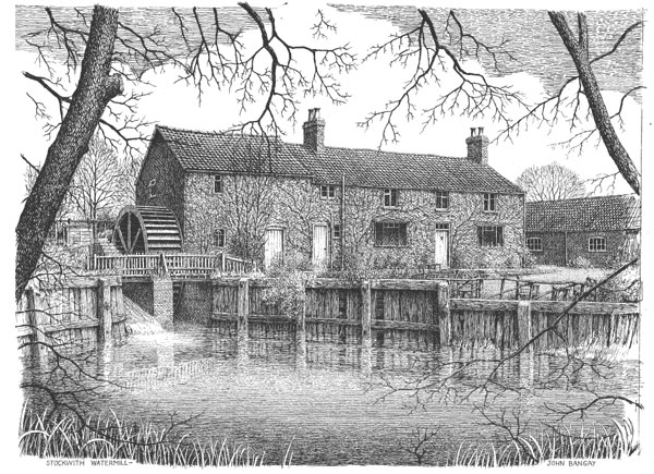 Stockwith Watermill, Lincolnshire Image