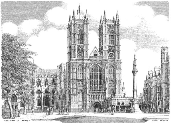 Westminster Abbey, London Image