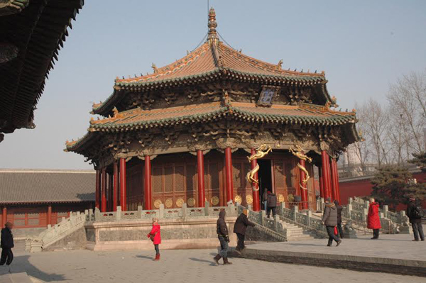 Dazheng Palace, China