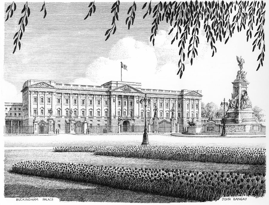 Buckingham Palace, City of London Image