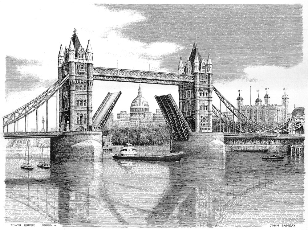 Tower Bridge, City of London Image