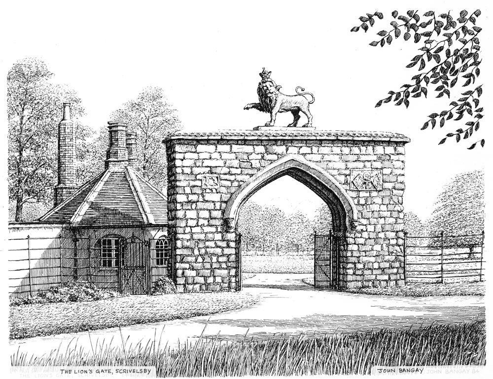 Lions Gate, Lincolnshire Image