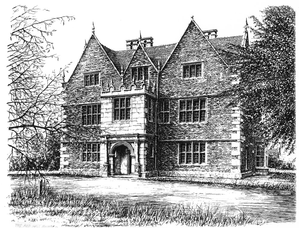 Red Hall, Bourne, Lincolnshire Image