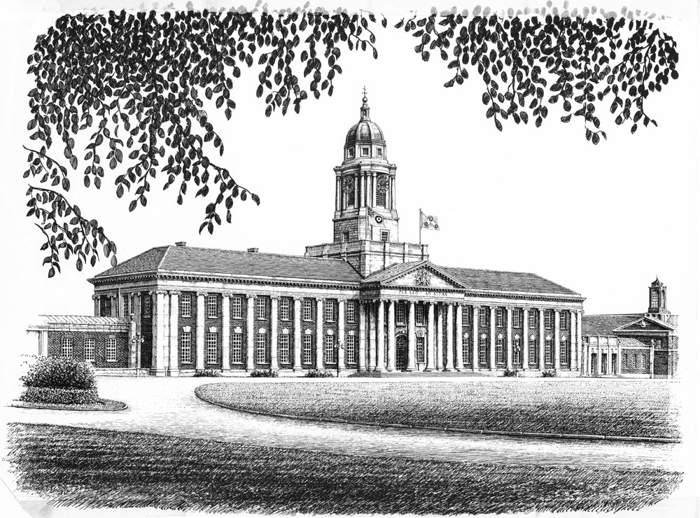 Royal Air Force College, Cranwell Image