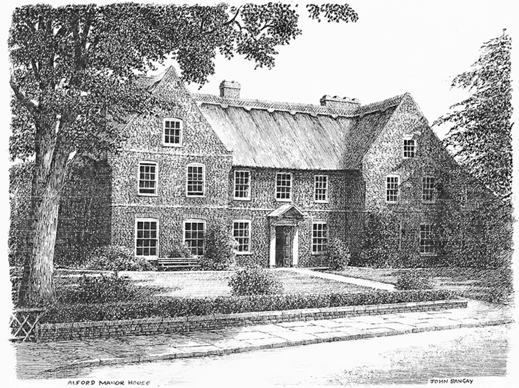 Alford Manor House, Lincolnshire Image